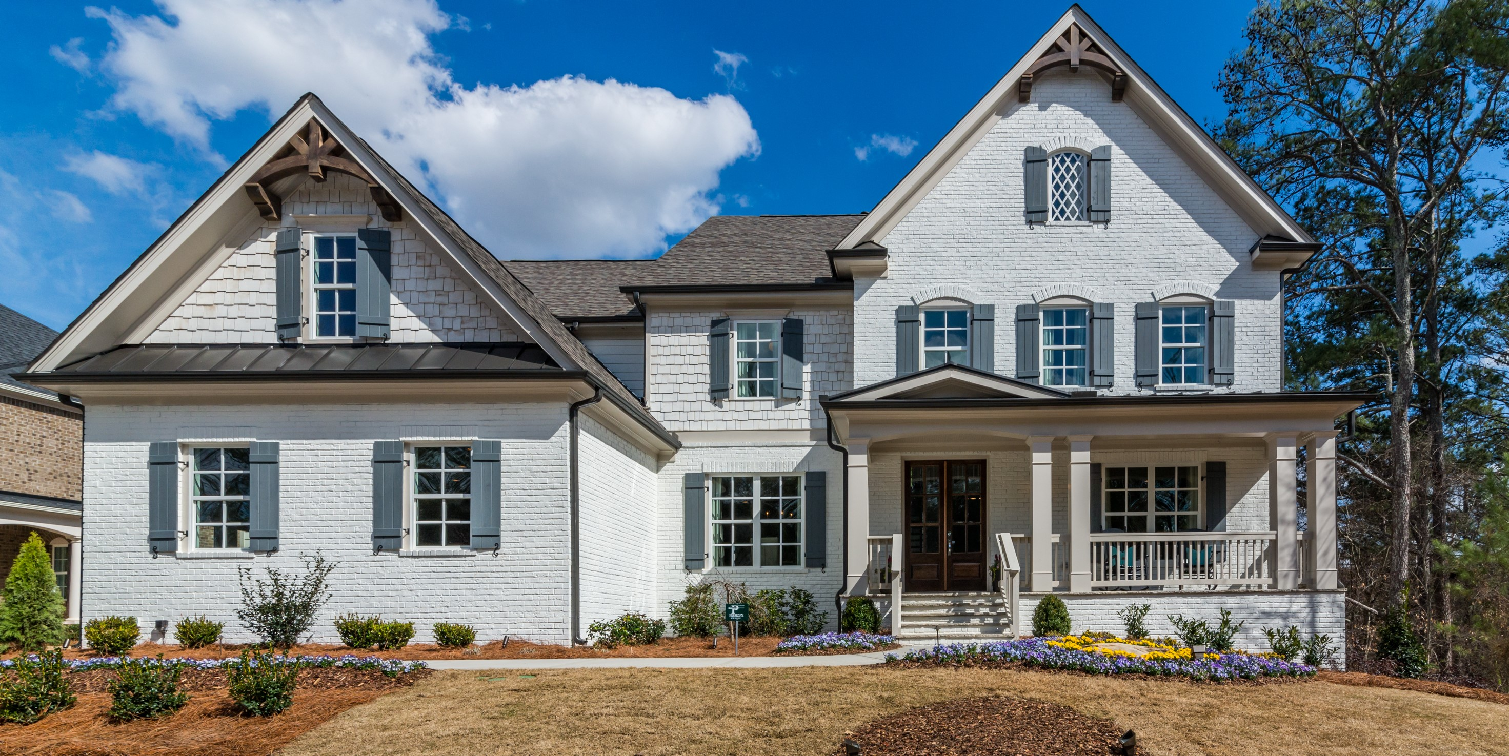 Stonecrest homes homes built for years to come for Custom home builders georgia