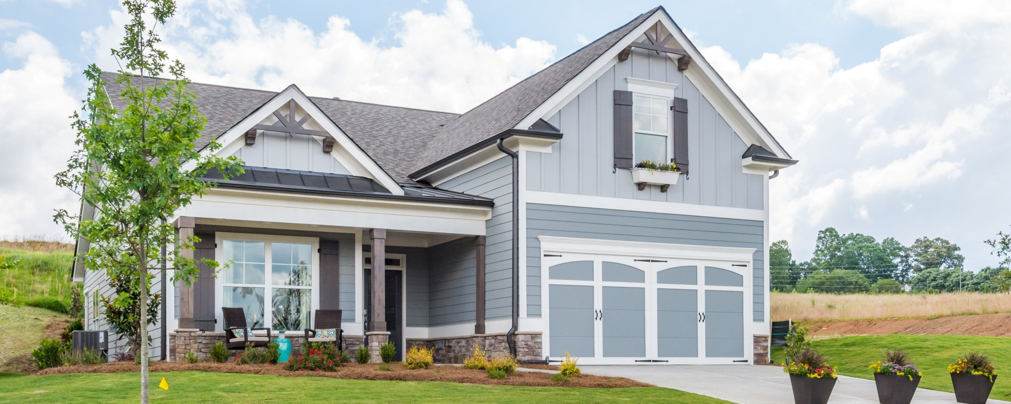 Edgewater | New Homes Cherokee | Stonecrest Homes